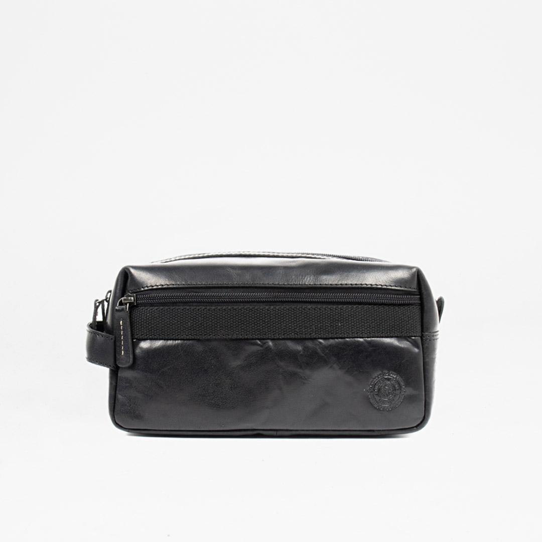 Adrian Toilet Bag Black
