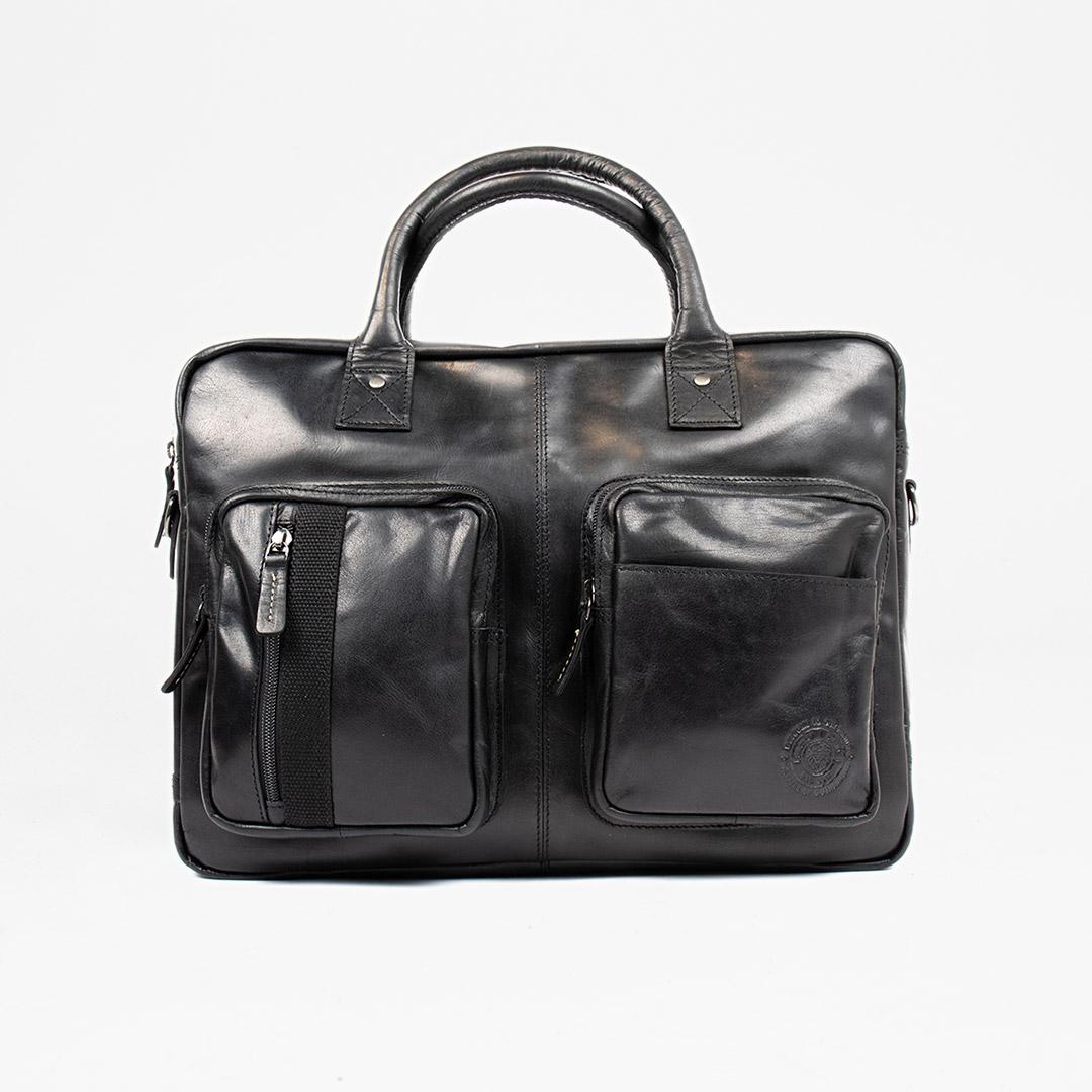 Albin Computer Bag Black