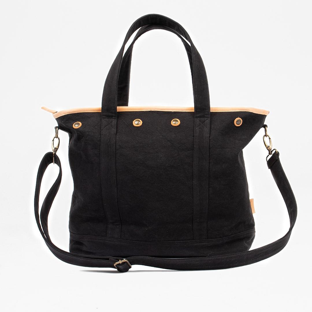 Cheyne Tote Bag Black