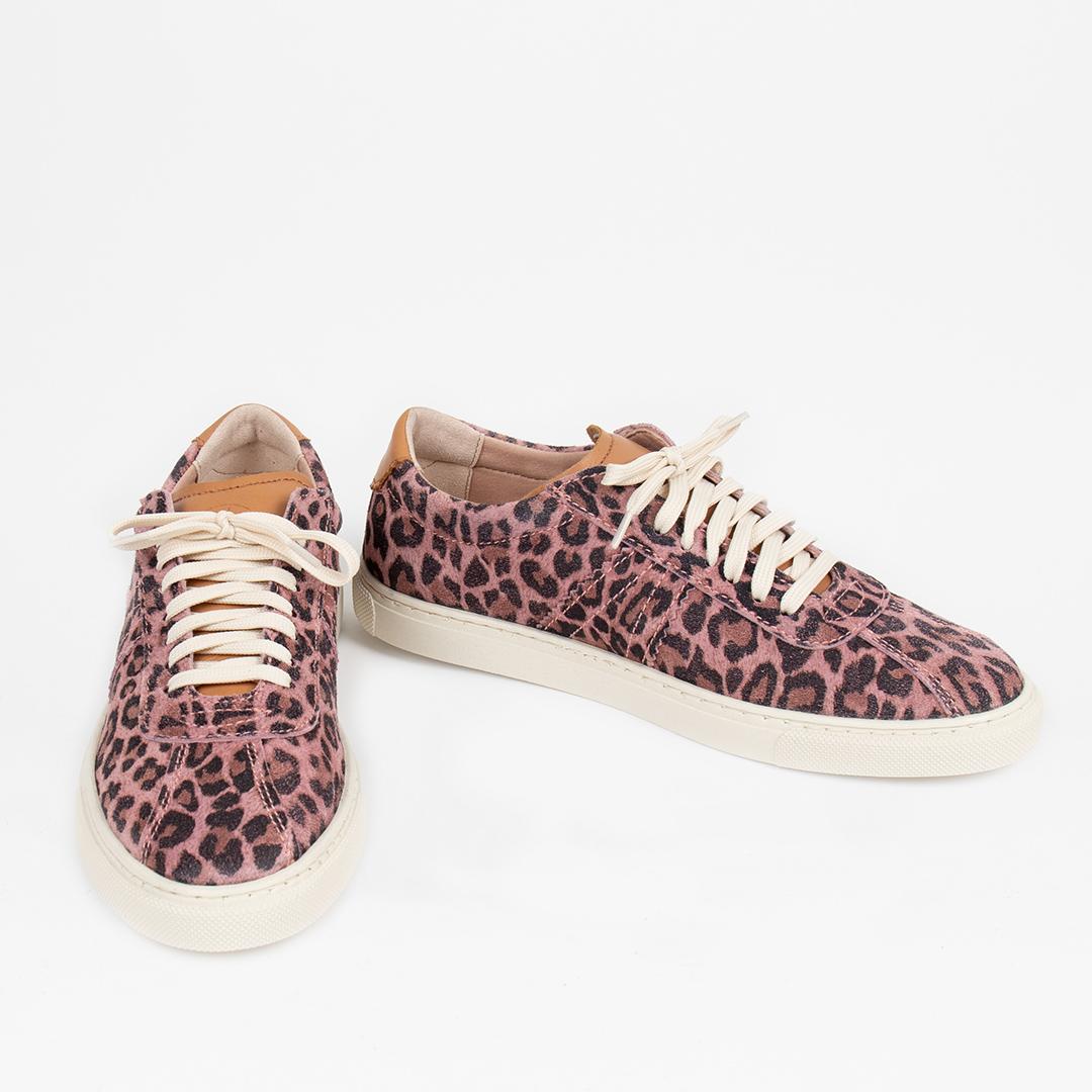 Style: Sammy W Pink Leopard
